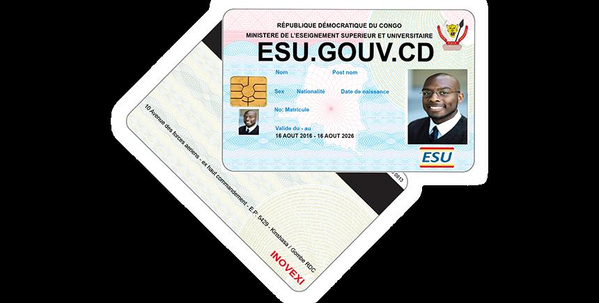 Carte Biometrique